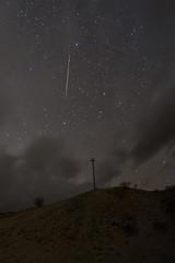 A Geminid meteor