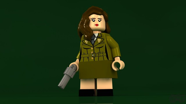 MARVEL Superheroes - Agent Peggy Carter