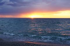 Plakas, Litochoro (kate223332) Tags: greece litochoro mountolympus sea hotel beach plakas