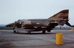 McDonnell Douglas RF-4C Phantom II (Sentinel28a1) Tags: phantom usaf f4 mcdonnelldouglas rf4 phantomii ramstein zweibrucken 10thtrw