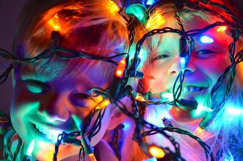 Everett & Violet & The Christmas Lights