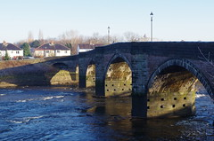 IMGP3311 Penwortham Old Bridge, Preston