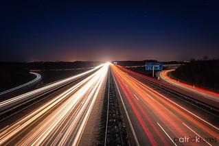 Lightspeed on the Autobahn...