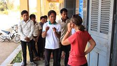 Khmer teachers