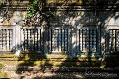 Cambodia (Qicong Lin(Kenta)) Tags: travel color colour building history abandoned temple nikon cambodia interior siem lin angkor wat d600 qicong bengmealea reab