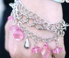 Sunset Sightings Pink Bracelet K1 P9620-2