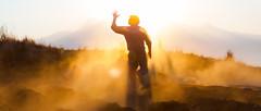 La 4a Compaia (Luis Montemayor) Tags: man film movie dust behindthescenes hombre polvo filmacion detrasdecamaras la4tacompaia