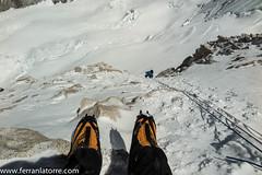 161-Makalu Lha (7500m) (ferran_latorre) Tags: mountain himalaya alpinismo everest alpinism ferranlatorre