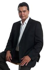 Teuku Rizal Djohan (hendrikMINTARNO) Tags: leica people male studio onwhite m9 elinchrom rotalux bx250ri 75summarit