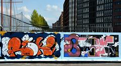graffiti amsterdam (wojofoto) Tags: holland amsterdam graffiti nederland netherland javaeiland wolfgangjosten bwak wojofoto