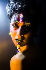 type II style 11 (Jef Harris) Tags: portrait fashion lights hands colorful shadows ottawa homestudio nikond7000