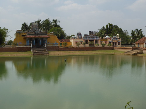 Temple Pool, Kanadukathan
