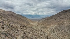 The view towards Panamint Valley (Underground Explorers) Tags: california abandoned underground mine valley explorers exploration panamint