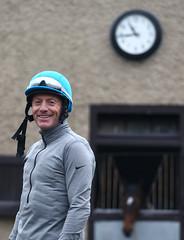 Kieren Fallon (Horse Racing Ireland) Tags: ireland irl kildare thecurragh