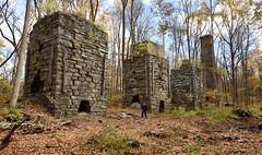 lime kilns (Mycophagia) Tags: stone self kilns lime