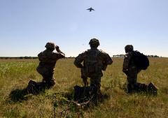 Swift Response 16 (7thArmyJMTC) Tags: poland c17 nato c130 usarmy greatbritian jasonjohnston 7tharmyjmtc globalresponseforce 82nsairbornedivision swiftresponse16 182airbornebrigadecombatteam