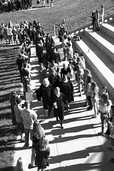 Blue Valley Southwest High School (Notley) Tags: people blackandwhite students monochrome shadows may highschool kansas seniors graduates 2016 10thavenue notley seniorassembly notleyhawkins httpwwwnotleyhawkinscom notleyhawkinsphotography kansasphotography bluevalleysouthwesthighschool