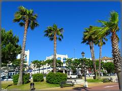 Punta del Moral-Ayamonte (Huelva-Spain) (sky_hlv) Tags: summer espaa praia beach marina andaluca spain holidays europa europe huelva playa resort verano vacaciones ayamonte puertodeportivo puntadelmoral