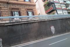 IMG_4527 (Mud Boy) Tags: italy streetart rome roma southerneurope caputmundi theeternalcity romaaeterna capitaloftheworld romacapitale takenfromwindowofvehicle romeitalyscapitalisasprawlingcosmopolitancitywithnearly3000yearsofgloballyinfluentialartarchitectureandcultureondisplay romeromrohmitalianromaromalistenlatinrmaisacityandspecialcomunenamedromacapitaleinitalyromeisthecapitalofitalyandofthelazioregion