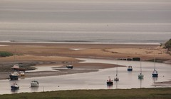Alnmouth Estuary - Harbour Mouth - Northumberland (Gilli8888) Tags: coast coastline harbour yachts seaside sea estuary boats maritime beach sand northsea northumberland alnmouth