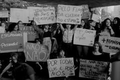 (SamNeves1993) Tags: brazil woman brasil avenida women mulher rape sp brazilian feminism mulheres carta manifesto paulista feminismo manifestao feminista temer patriarcado estupro