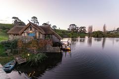 The Hobbiton mill (David Mecys) Tags: newzealand northisland thehobbit hobbiton thelordoftherings newzealand2016