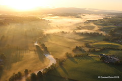 IMG_1210 (ppg_pelgis) Tags: ireland summer sunrise landscape flying northern ppg arial tyrone omagh notadrone