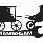"#AmishSam Logo Design <a style=""margin-left:10px; font-size:0.8em;"" href=""http://www.flickr.com/photos/99185451@N05/27475837076/"" target=""_blank"">@flickr</a>"