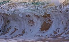 ready to bite (bluewavechris) Tags: ocean sea water canon hawaii surf tube barrel wave maui telephoto foam lip curl swell pound makena shorebreak bigbeach southswell oneloa
