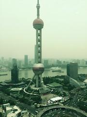 Oriental Pearl Tower (MatthiasWild) Tags: china shanghai pudong orientalpearltower