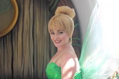 Tinkerbell At Pixie Hollow (Caitlin Aline) Tags: tinkerbell peterpan meetandgreet facecharacter pixiehollow tinkerbellandfriends