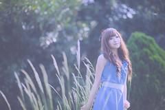 _DSC3048 () Tags: portrait woman cute beauty nikon dress d f14 85mm kawaii brunette charming   taoyuan        8514     d3s nikonafnikkor85mmf14dif 2010201009