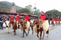 Desfile guacho (2016) (Marcos Zelada) Tags: fiestayeventos desfile conmemoracin aniversario martnmigueldegemes gaucho caballo cerrosanbernardo salta argentina