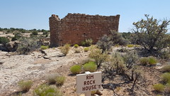 Rim Rock House at Hovenweep