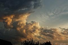Abendhimmel dramatisch (stefanmohr02) Tags: canon eos abend himmel wolken drama 70d