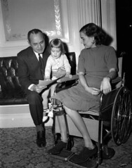 1930s Polio Woman and wheelchair (jackcast2015) Tags: polio infantileparalysis poliomylitis braces braced calipers handicapped disabledwoman crippledwoman wheelchair
