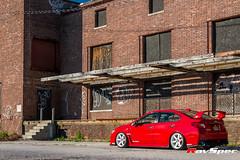"RAYS VOLK Racing TE37SL White Subaru STI 18x10 +30 • <a style=""font-size:0.8em;"" href=""http://www.flickr.com/photos/64399356@N08/28117382836/"" target=""_blank"">View on Flickr</a>"
