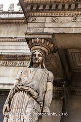 St Pancras Parish Church Statue (Philip Pound Photography) Tags: london church parish camden stpancras eustonroad
