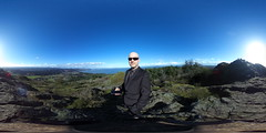 mountain on vancouver island (ThisIsMeInVR.com) Tags: samsung 360 virtual reality ricoh vr oculus spherical 360vr