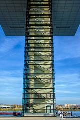 Treppen / Kranhaus