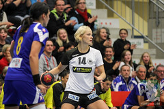 "EHF Damen Deutschland vs. Rumänien 30.11.2014 007.jpg • <a style=""font-size:0.8em;"" href=""http://www.flickr.com/photos/64442770@N03/15293518444/"" target=""_blank"">View on Flickr</a>"