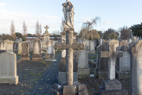 Mount Jerome Cemetery & Crematorium is situated in Harold's Cross Ref-100421