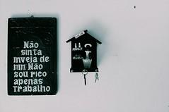 Casa de V (tatianybarros) Tags: bw brasil blackwhite artesanato a ass