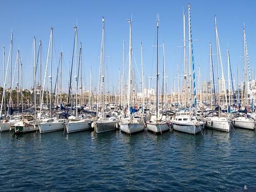 Marina, Barcelona
