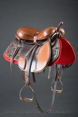 ART_1020 (White Bear) Tags: handmade cossack russian saddle saddles saddlery