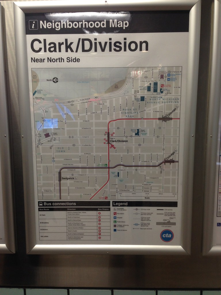 The World's Best Photos of cta and map - Flickr Hive Mind