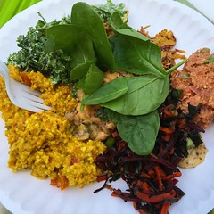 Safari Edventure (vicequeenmaria) Tags: food vegan miami curry vegetarian beets kale cashew redlands spinach rawvegan lamoy safariedventure