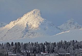 Mountains - Tromso