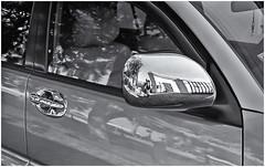 Selfie (Black and White Fine Art) Tags: blackandwhite reflection blancoynegro kodak reflejo kiev kiev4a arista kodakd76 blackandwhitefineart lightroom3 aristapremium400 silverefexpro2