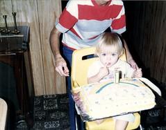 Gran's Family Photos_409 (mrshenryclayhowellv) Tags: birthday 80s 1980s 1985 howell arianehowell arianehirstius hirstius
